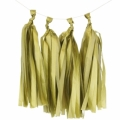 Rental store for PAPER TASSEL BANNER - GOLDEN in State College PA