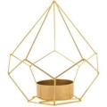 Rental store for GEOMETRIC TEA-LIGHT HOLDER, BRASS in State College PA
