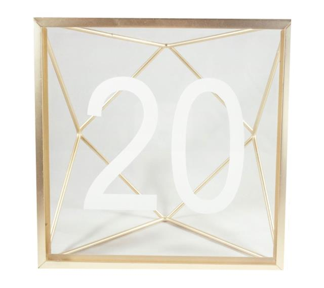 Where to find GEOMETRIC TABLE NUMBERS, 16 - 30 in State College