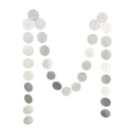 Rental store for GLITTERED DOT STRING, SILVER - 6   6 PKG in State College PA