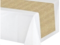 Rental store for GLITTER TABLE RUNNER - GOLD 14 x 84 in State College PA