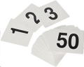 Rental store for TABLE NUMBER CARDS,  1-25 in State College PA