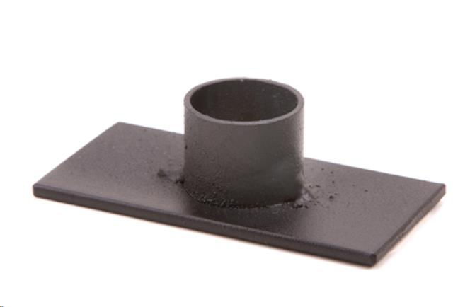 Where to find BLACK CANDLESTICK BASE - METAL in State College