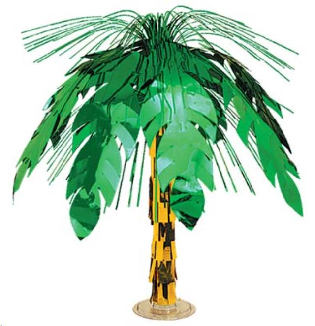 Where to find PALM TREE CASCADE CENTERPIECE, 18 in State College