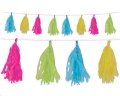 Rental store for LUAU TISSUE TASSEL GARLAND, 8 in State College PA