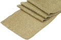 Rental store for FAUX BURLAP TABLE RUNNER, 12  X 6 in State College PA