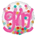 Rental store for BABY - IT S A GIRL CONFETTI DOTS - 36 in State College PA