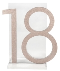 Rental store for LUCITE TABLE NUMBERS, 1 - 12 in State College PA
