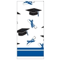 Rental store for BLUE GRAD TABLECOVER, PLASTIC in State College PA