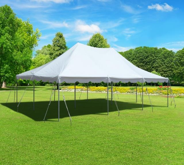 Where to rent CANOPY, 20 X40  WHITE in State College, Altoona and all of Central Pennsylvania