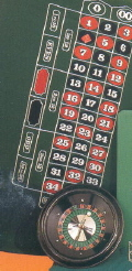 Rental store for ROULETTE WHEEL, DELUXE - 18 in State College PA