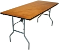 Where to rent TABLE, 8  X 30  - WOOD in State College PA