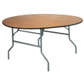 Rental store for TABLE, 5  ROUND - WOOD in State College PA