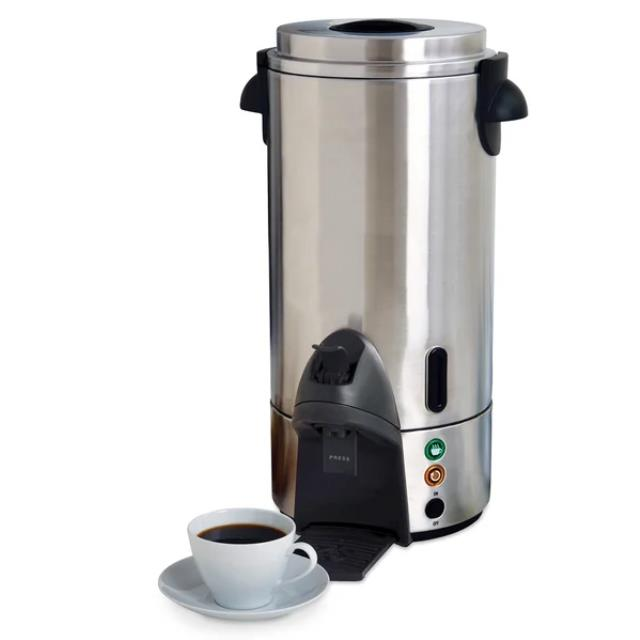 Where to find COFFEE MAKER, 100 CUP ALUMINUM in State College