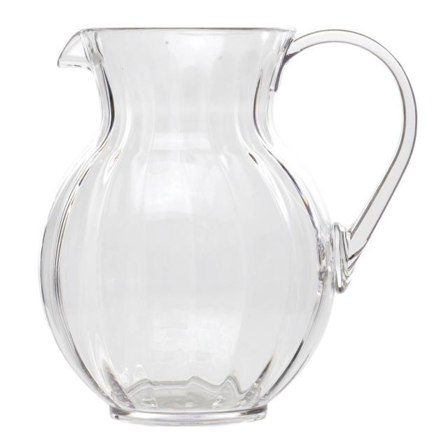 Where to rent BEV PITCHER, CLEAR POLY - 90 OZ  RND in State College, Altoona and all of Central Pennsylvania
