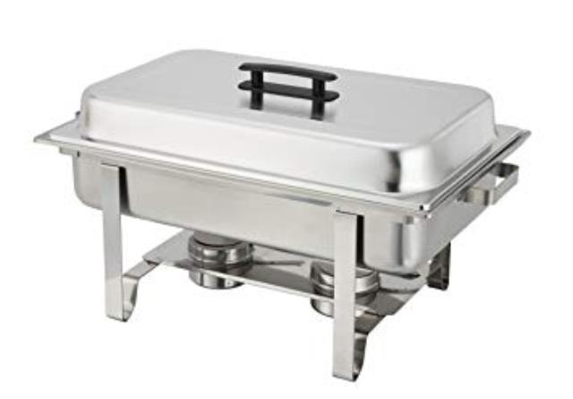 Where to rent REGULAR CHAFER - FULL SIZE in State College PA, Altoona PA and surrounding metro areas