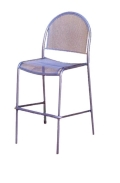 Rental store for BAR CHAIR - GRAY METAL in State College PA