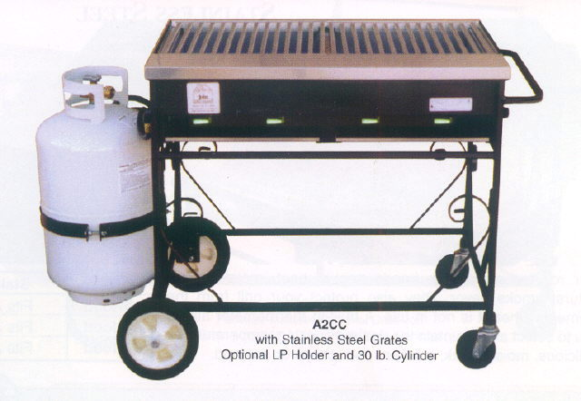 Where to rent DOUBLE GAS GRILL - 16  X 32 in State College, Altoona and all of Central Pennsylvania