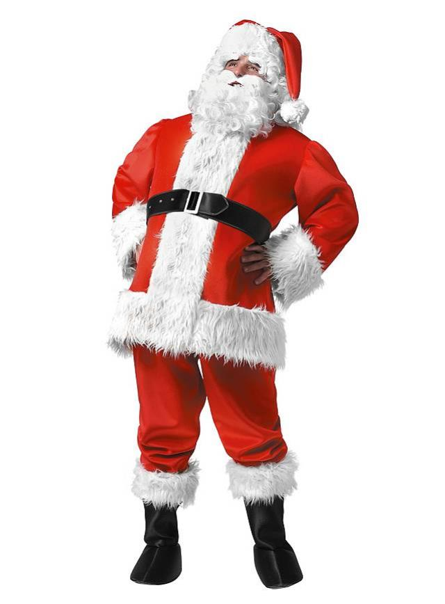 Where to find REGULAR SANTA COSTUME, LG in State College