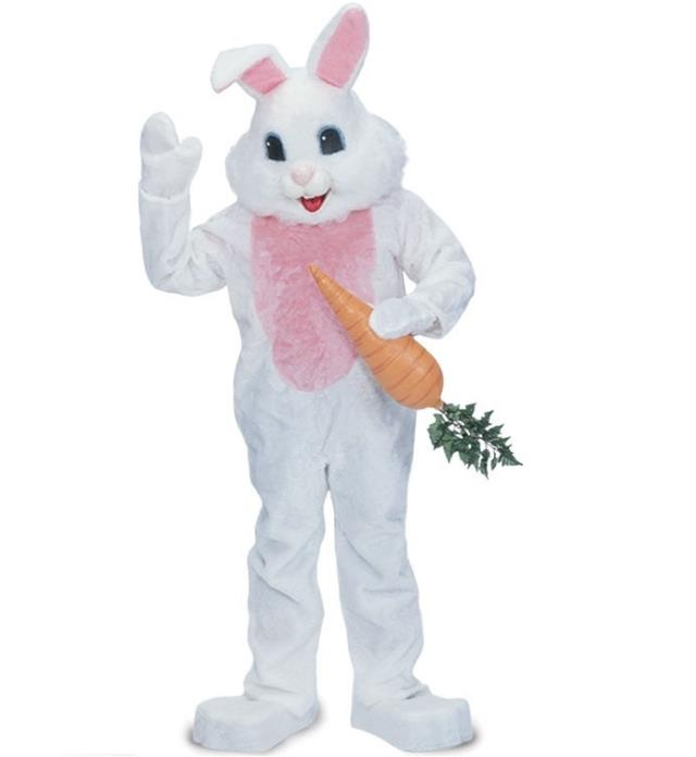 Where to rent BUNNY COSTUME, WHITE PINK in State College, Altoona and all of Central Pennsylvania