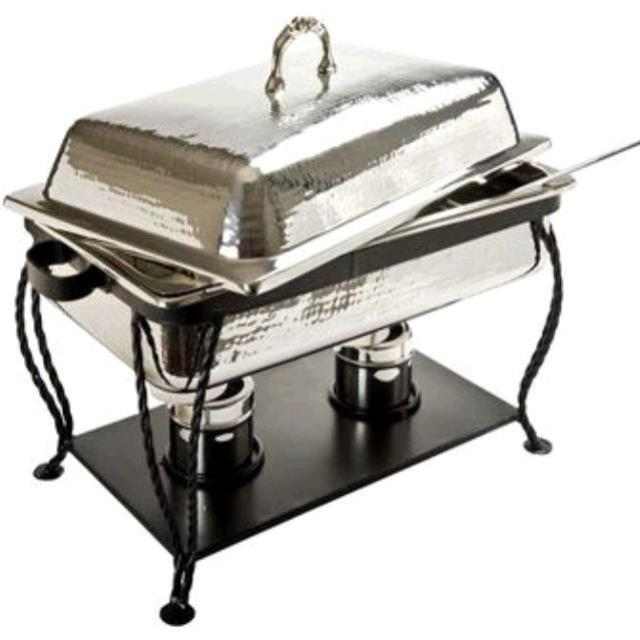 Rent Chafers & Food Pans