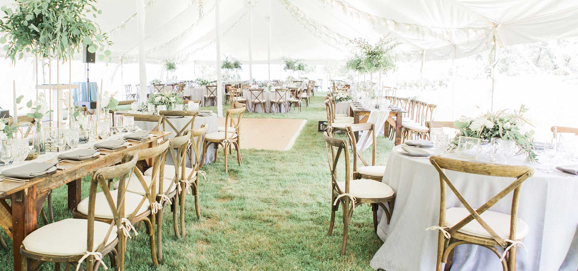 Event Rentals in Central Pennsylvania